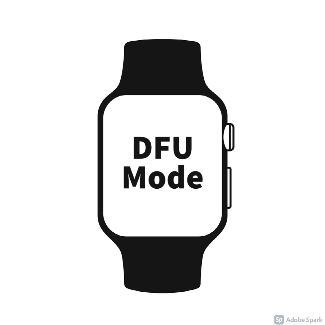 Enter Apple Watch in to DFU Mode | Guide