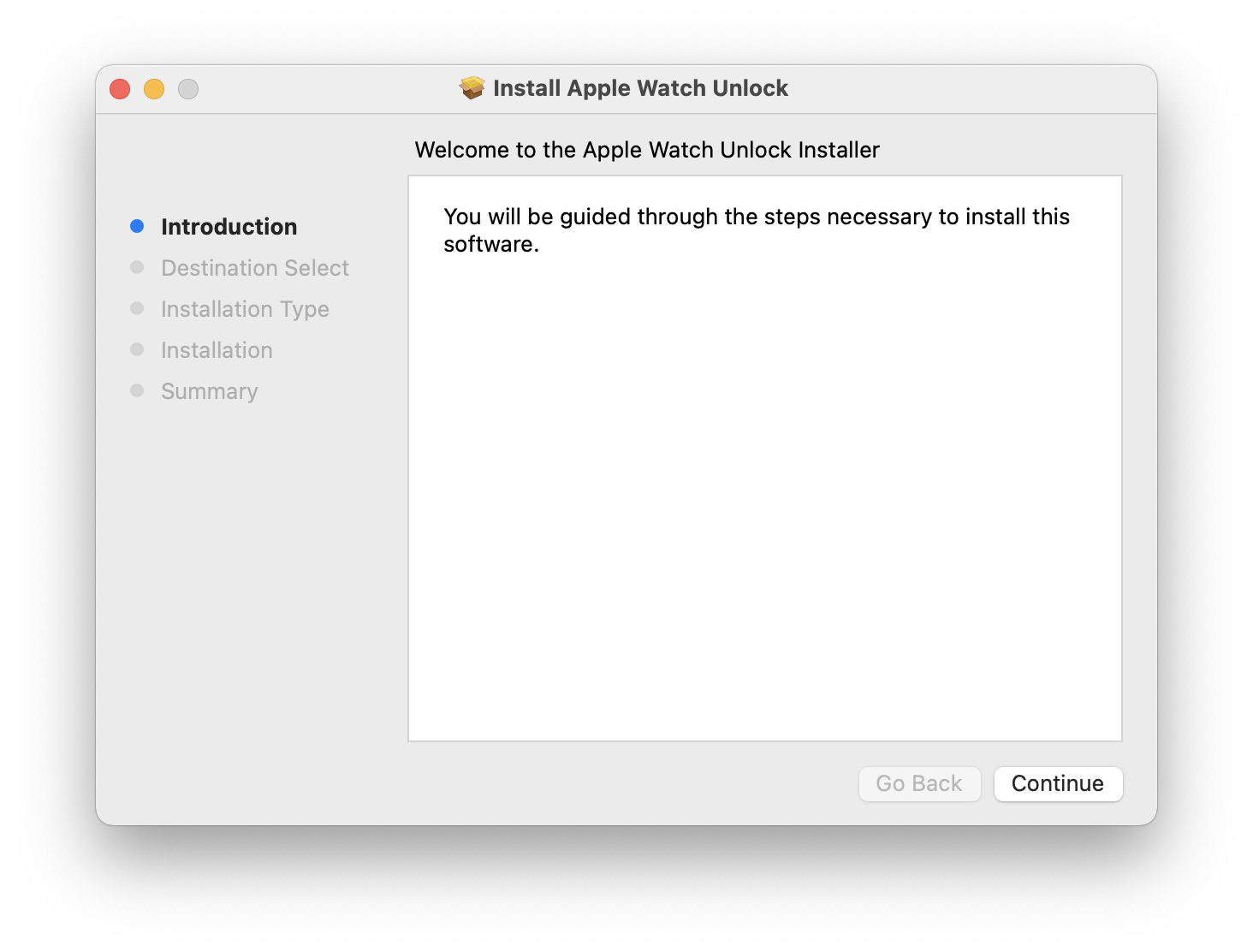 install iCloud Find My Watch Activation Lock Apple watch removal tool step 1